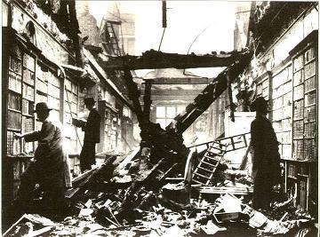 Die Bücherverbrennung